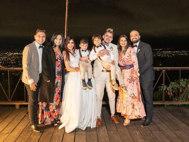 El matrimonio de Nata y Diego en La Calera, Cundinamarca 94