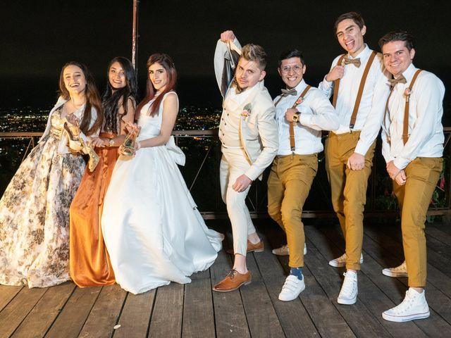 El matrimonio de Nata y Diego en La Calera, Cundinamarca 100