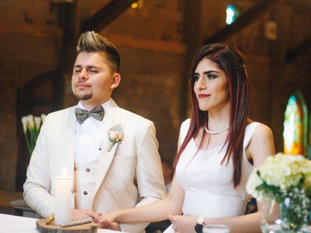 El matrimonio de Nata y Diego en La Calera, Cundinamarca 120