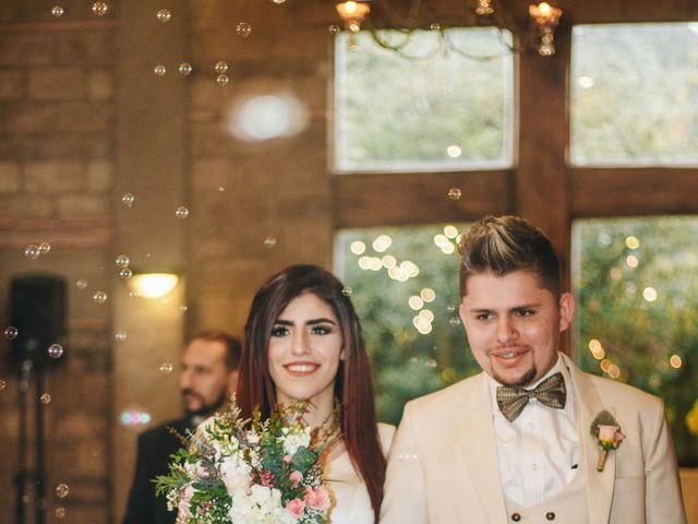 El matrimonio de Nata y Diego en La Calera, Cundinamarca 128