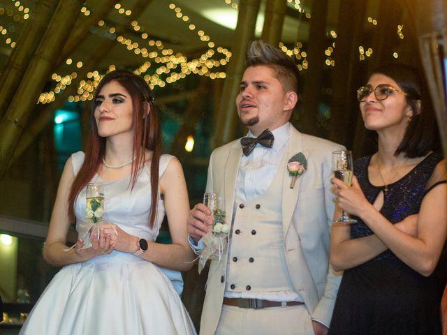 El matrimonio de Nata y Diego en La Calera, Cundinamarca 133