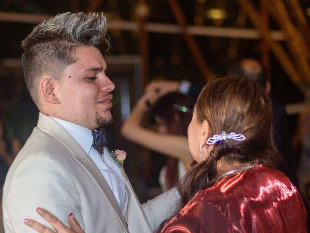 El matrimonio de Nata y Diego en La Calera, Cundinamarca 136