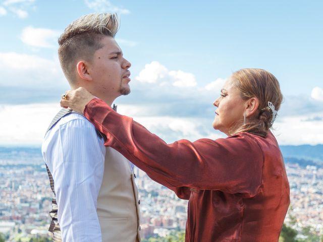 El matrimonio de Nata y Diego en La Calera, Cundinamarca 146