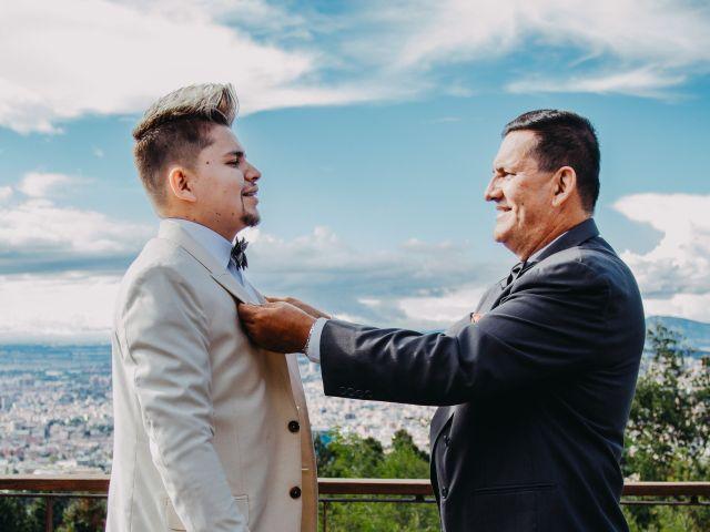 El matrimonio de Nata y Diego en La Calera, Cundinamarca 151