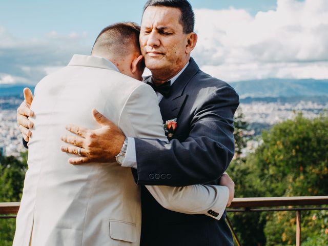 El matrimonio de Nata y Diego en La Calera, Cundinamarca 152