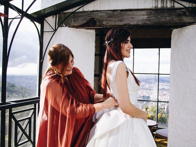 El matrimonio de Nata y Diego en La Calera, Cundinamarca 153