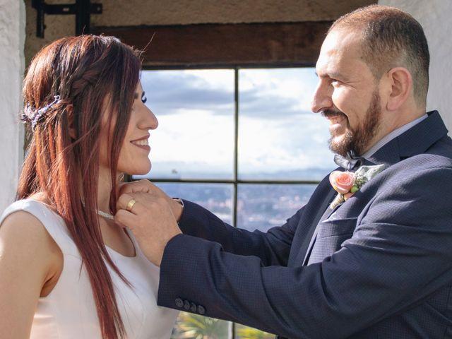 El matrimonio de Nata y Diego en La Calera, Cundinamarca 155