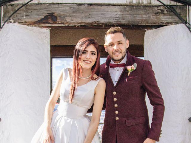 El matrimonio de Nata y Diego en La Calera, Cundinamarca 159