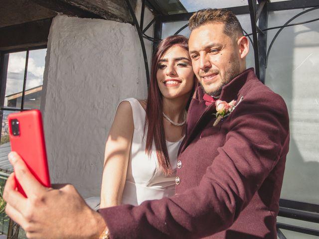 El matrimonio de Nata y Diego en La Calera, Cundinamarca 160