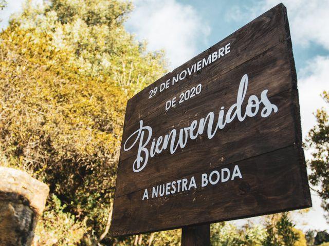 El matrimonio de Nata y Diego en La Calera, Cundinamarca 163