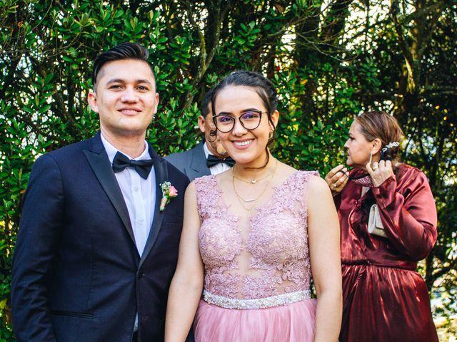 El matrimonio de Nata y Diego en La Calera, Cundinamarca 164