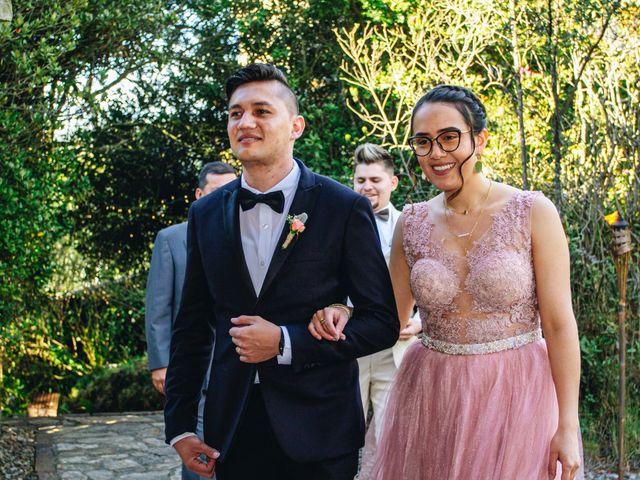 El matrimonio de Nata y Diego en La Calera, Cundinamarca 165