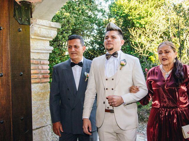 El matrimonio de Nata y Diego en La Calera, Cundinamarca 166