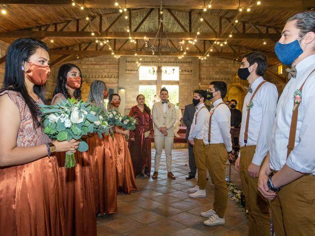 El matrimonio de Nata y Diego en La Calera, Cundinamarca 169