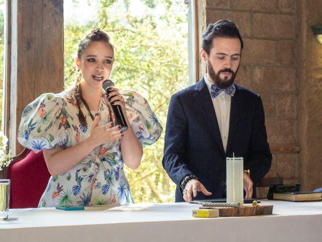 El matrimonio de Nata y Diego en La Calera, Cundinamarca 179