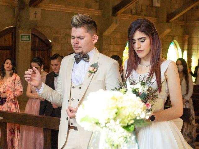 El matrimonio de Nata y Diego en La Calera, Cundinamarca 181