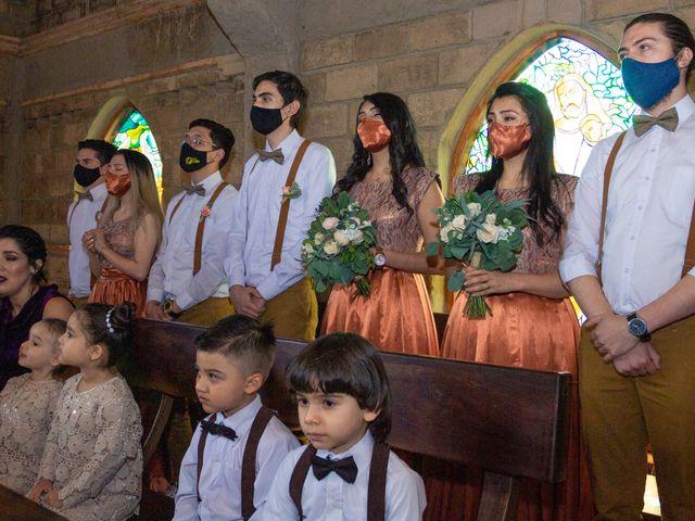 El matrimonio de Nata y Diego en La Calera, Cundinamarca 183