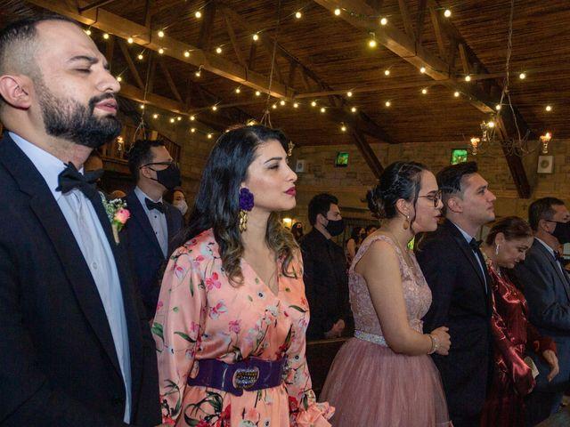 El matrimonio de Nata y Diego en La Calera, Cundinamarca 184