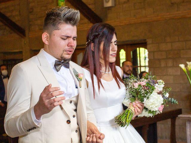 El matrimonio de Nata y Diego en La Calera, Cundinamarca 186