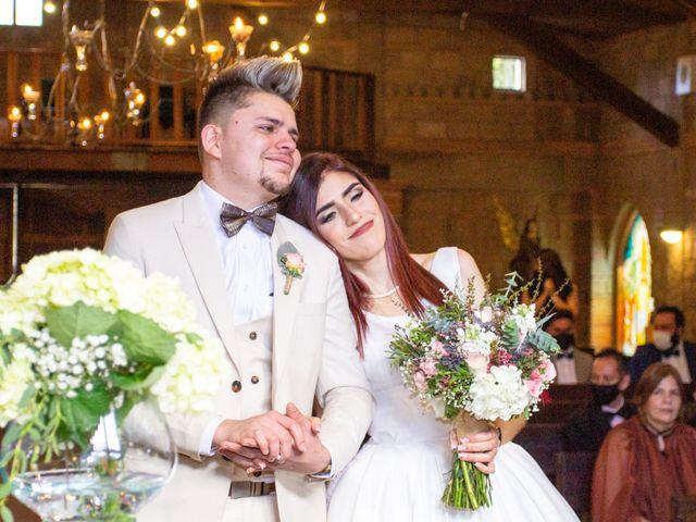 El matrimonio de Nata y Diego en La Calera, Cundinamarca 187
