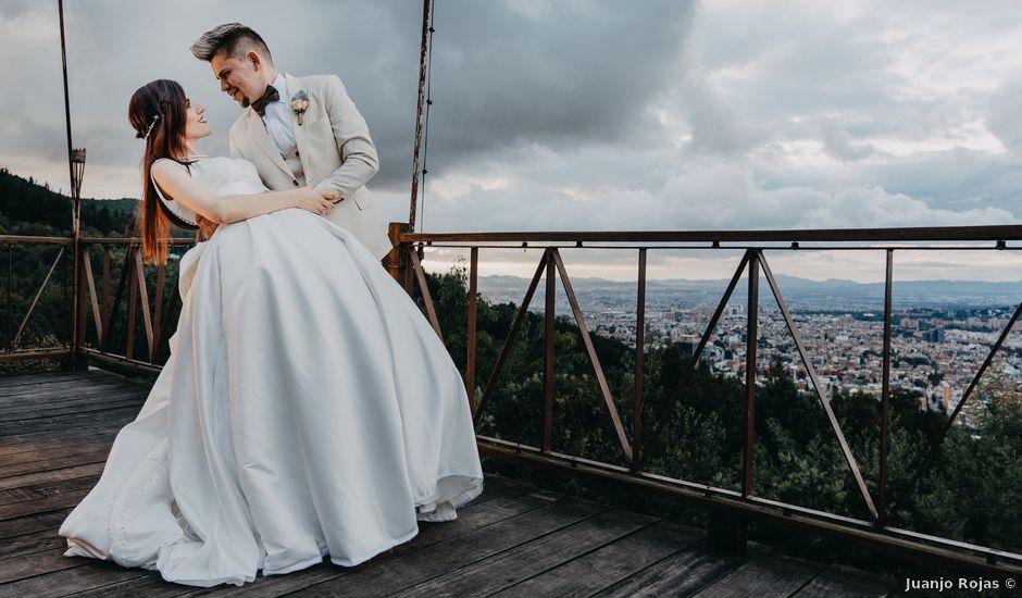 El matrimonio de Nata y Diego en La Calera, Cundinamarca