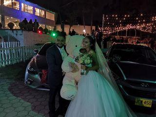 El matrimonio de Juxcely y Daniel