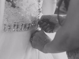 El matrimonio de Juliana y Alejandro 2