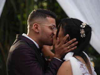 El matrimonio de Maira Alejandra y Alejandro