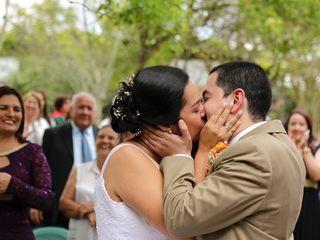 El matrimonio de Laura y Carlos