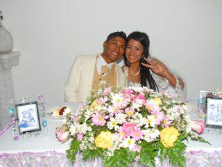 El matrimonio de Karen y  Jeison