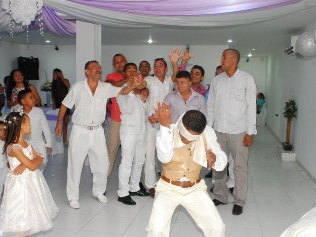 El matrimonio de  Jeison y Karen en Barranquilla, Atlántico 3