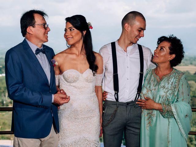 El matrimonio de Laura y Alexander en Montenegro, Quindío 14