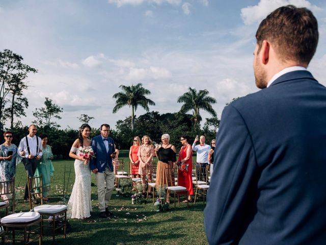 El matrimonio de Laura y Alexander en Montenegro, Quindío 19