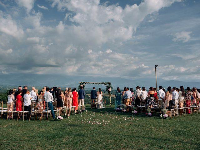 El matrimonio de Laura y Alexander en Montenegro, Quindío 27