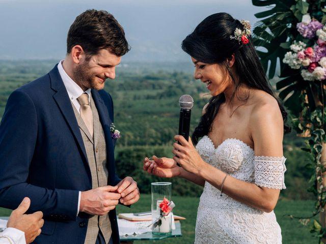 El matrimonio de Laura y Alexander en Montenegro, Quindío 32