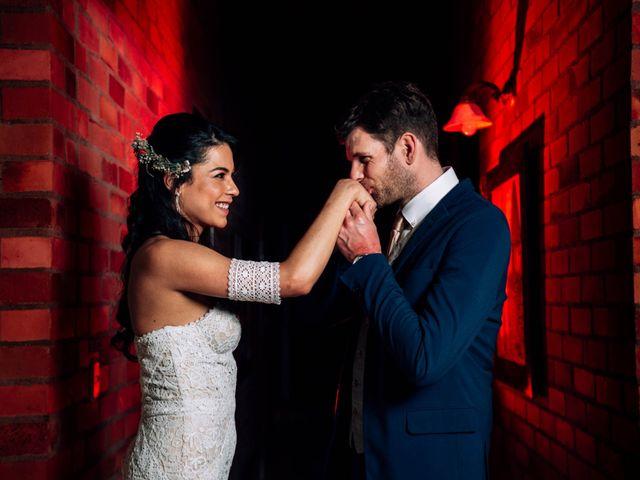 El matrimonio de Laura y Alexander en Montenegro, Quindío 41