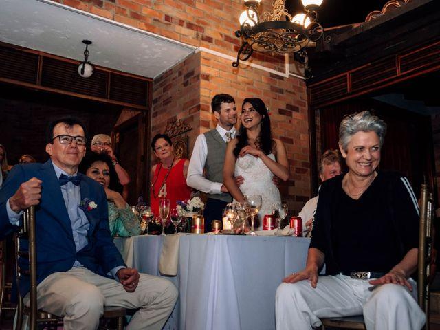 El matrimonio de Laura y Alexander en Montenegro, Quindío 43
