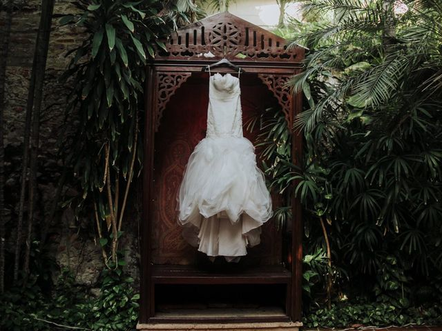 El matrimonio de Fran y Kelly en Cartagena, Bolívar 4