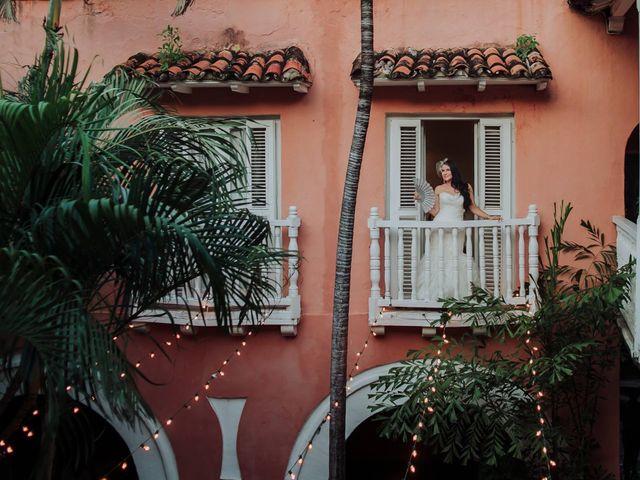 El matrimonio de Fran y Kelly en Cartagena, Bolívar 8