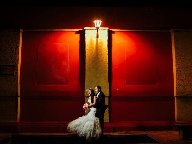 El matrimonio de Fran y Kelly en Cartagena, Bolívar 1