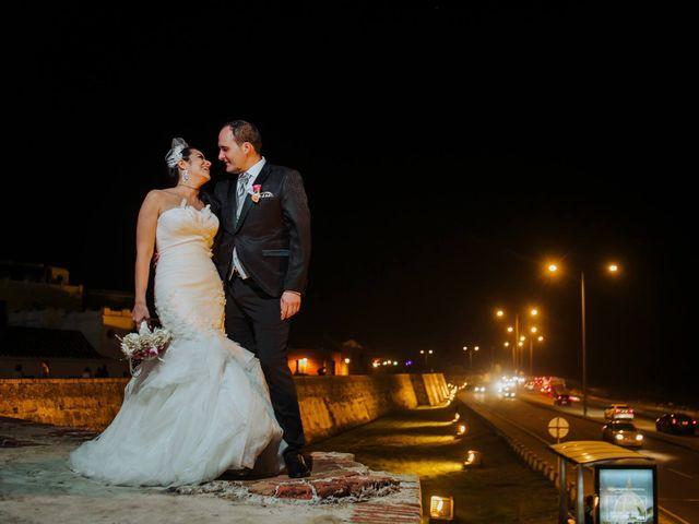 El matrimonio de Fran y Kelly en Cartagena, Bolívar 11