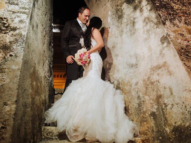 El matrimonio de Fran y Kelly en Cartagena, Bolívar 2