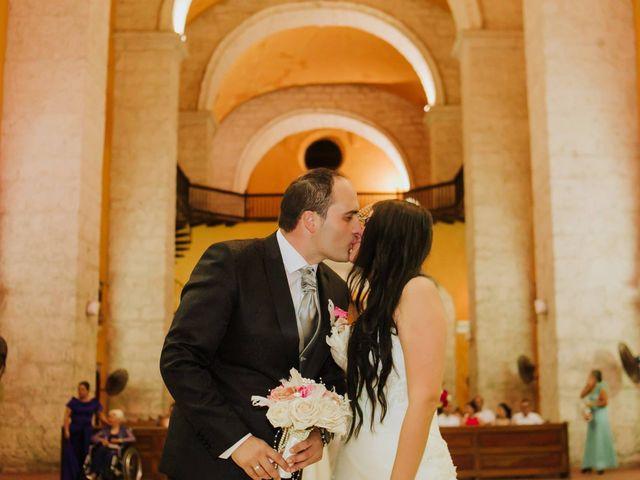 El matrimonio de Fran y Kelly en Cartagena, Bolívar 14
