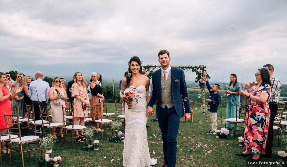 El matrimonio de Laura y Alexander en Montenegro, Quindío