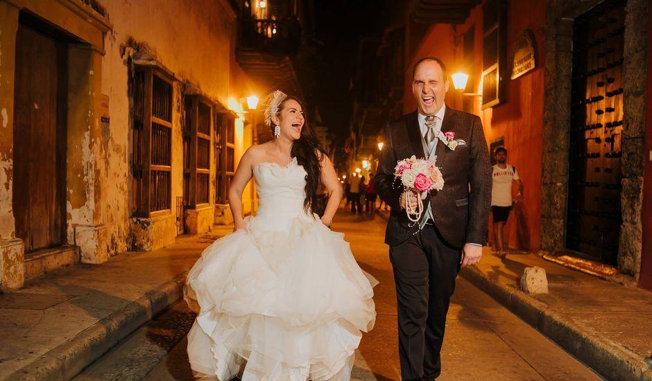 El matrimonio de Fran y Kelly en Cartagena, Bolívar
