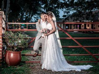 El matrimonio de Lina y Estaban