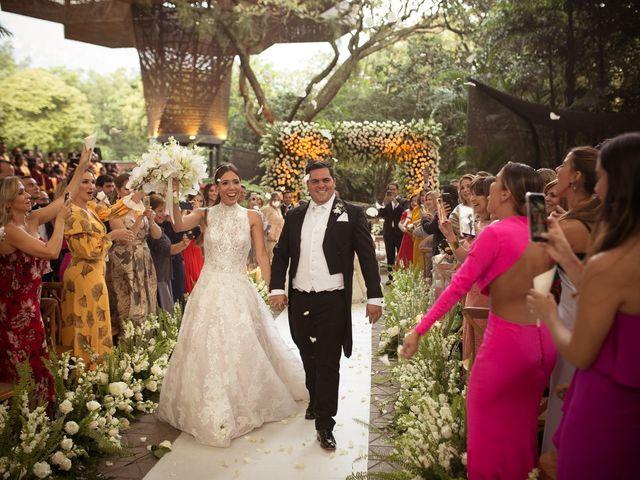 El matrimonio de Jennifer y Moritz
