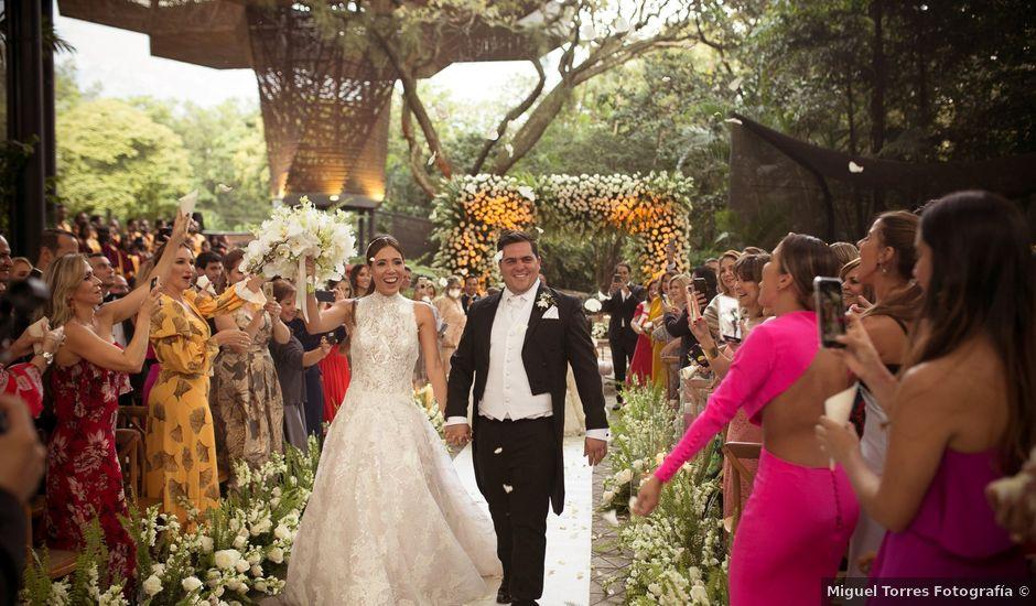 El matrimonio de Moritz y Jennifer en Medellín, Antioquia