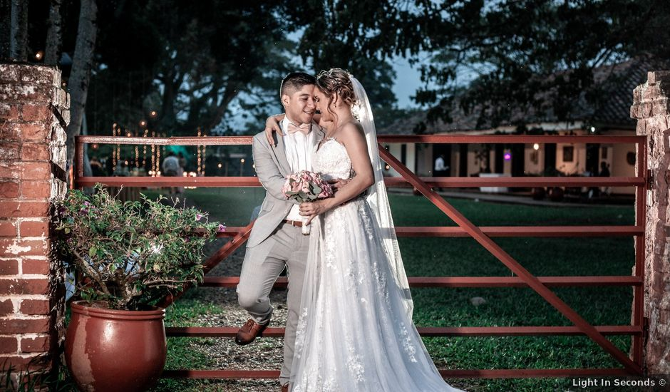 El matrimonio de Estaban y Lina en Cali, Valle del Cauca