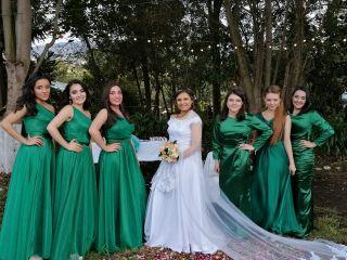 El matrimonio de Daniel Sebastian  y Luisa Fernanda  1